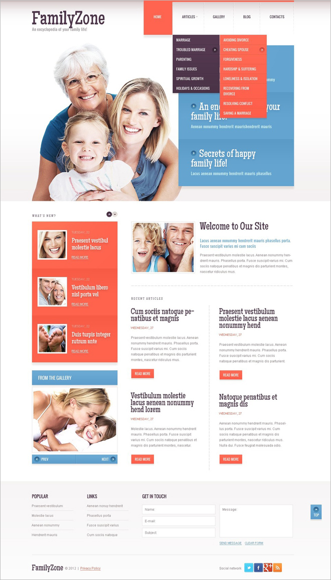 free drupal templates download