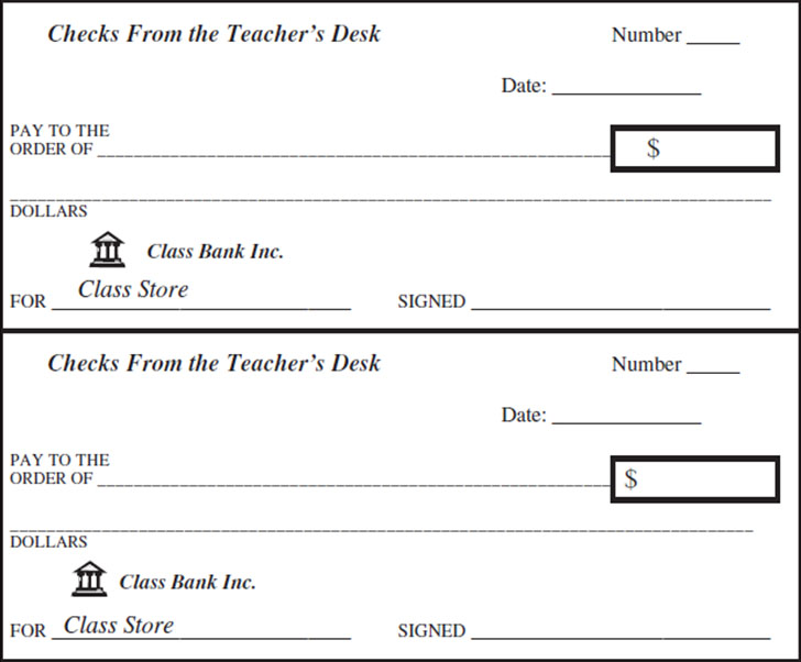 fake blank check template - Acur.lunamedia.co