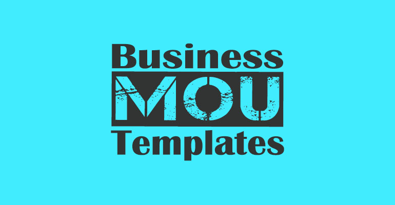 Business MOU Templates