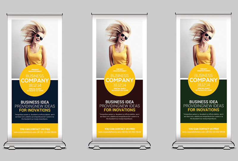 14 psd banner templates free photoshop designs