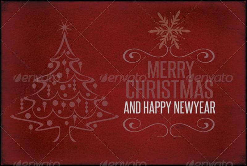 Christmas Backgrounds PSD Templates