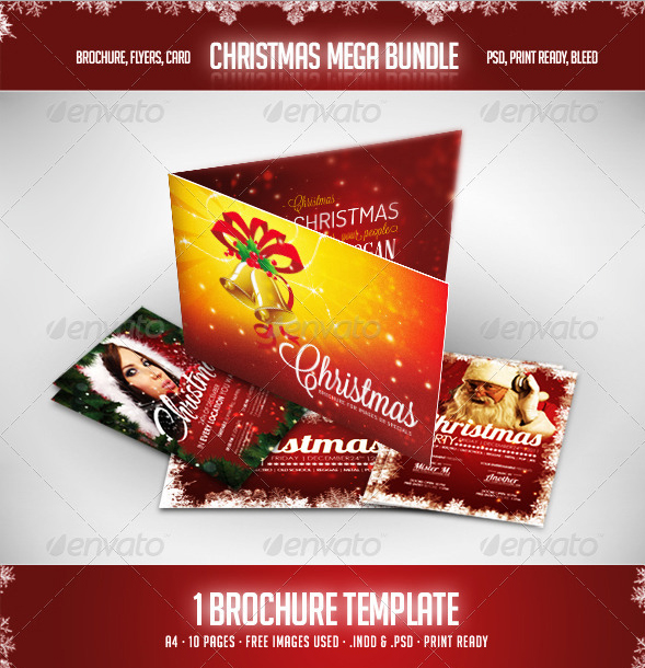 Christmas Brochure Bundles