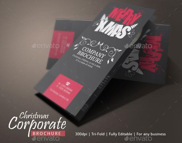 Christmas Brochure Examples