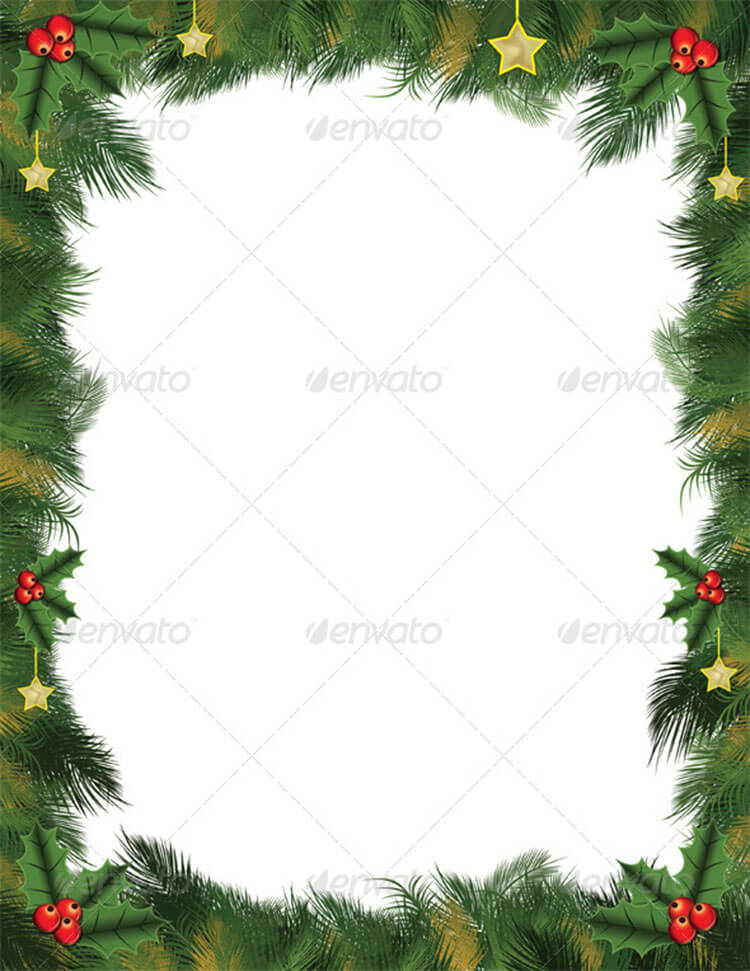 Christmas letter templates free psd pdf format creative template christmas card letter template decoration spiritdancerdesigns Image collections