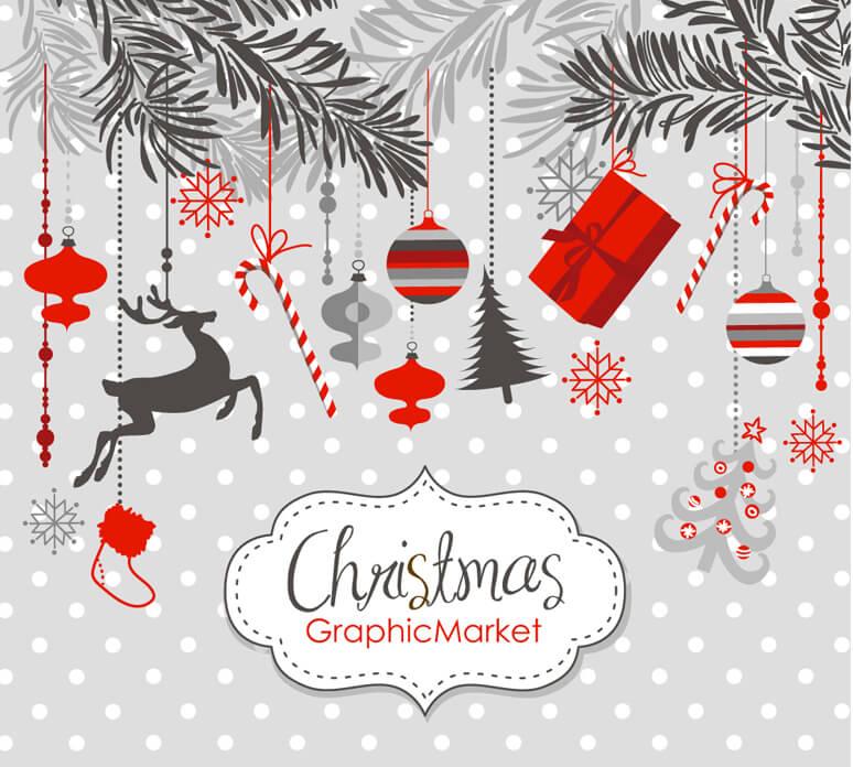 Christmas Clip Art & Ornaments
