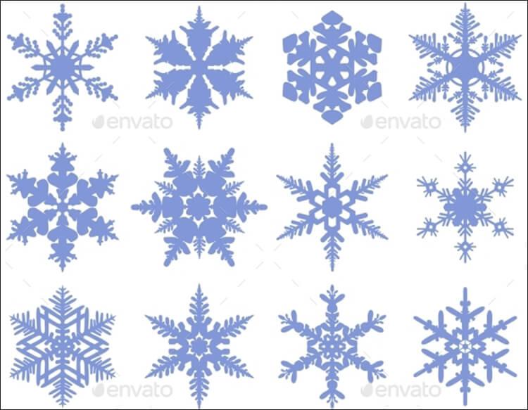 Christmas Decorations & Snowflakes
