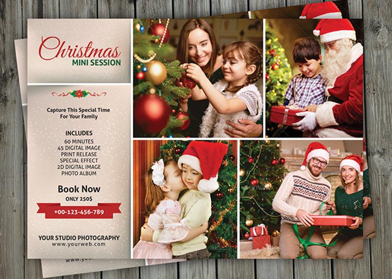 Christmas E-mail Newsletter