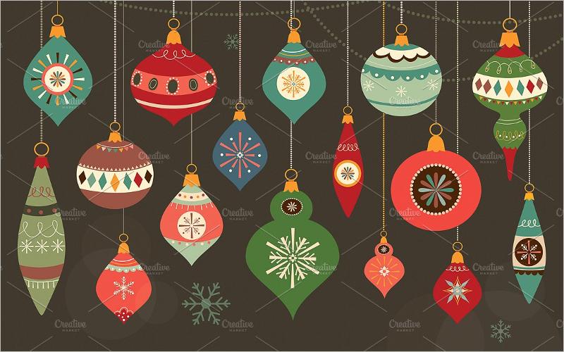 Christmas Ornament Template