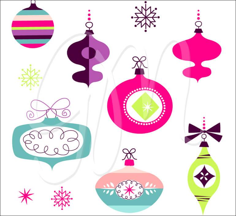 Christmas Ornaments & Balls