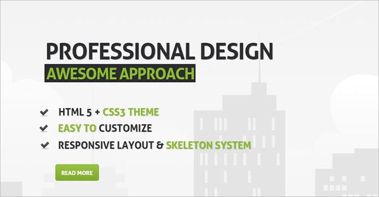 Drupal HTML5 Templates