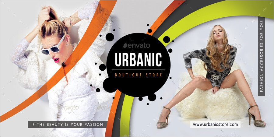 Fashion Banner Templates