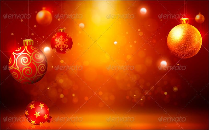 High Resolution Christmas Ornaments