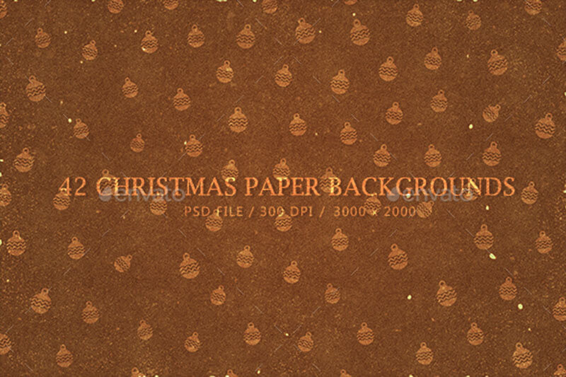 Latest Christmas Background Template