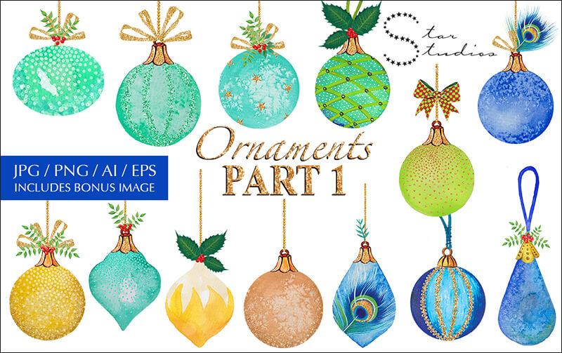 Latest Christmas Ornaments