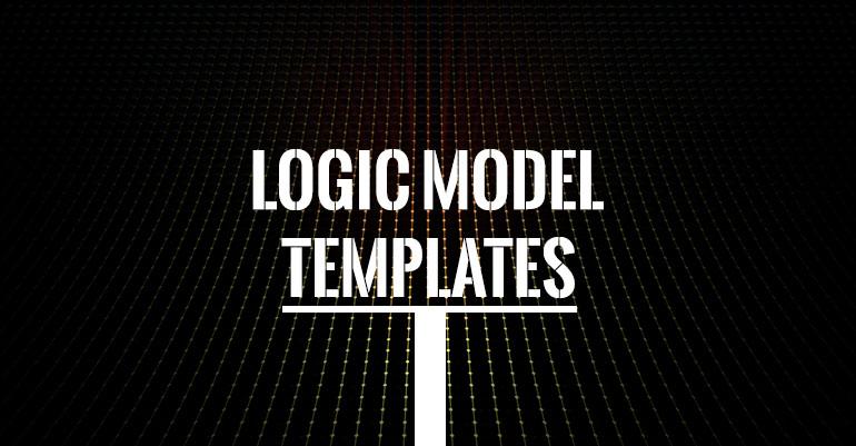 logic model template microsoft word