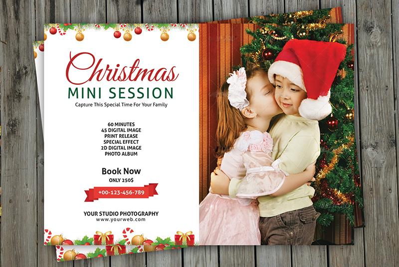Photo Newsletter For Christmas