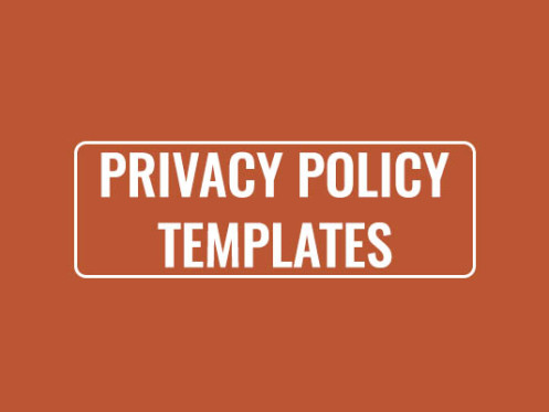 5 Privacy Policy Document Templates Creative Template