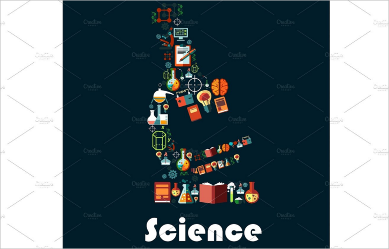 Science Poster Design Template