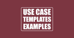 7+ Use Case Template Examples