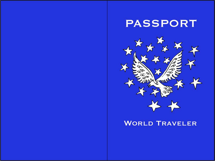 Passport Templates  Free  Premium Templates  Creative Template