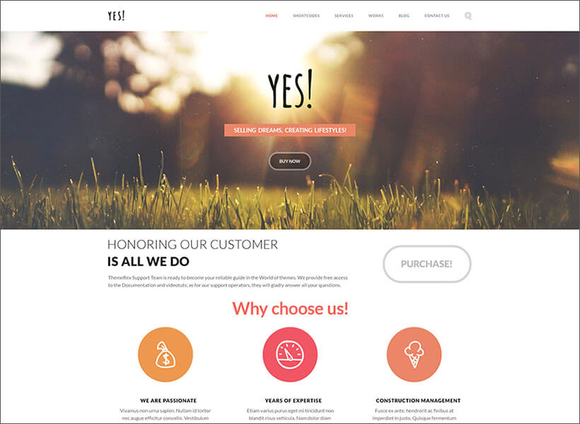 Advertising & Creative Agency WP Template
