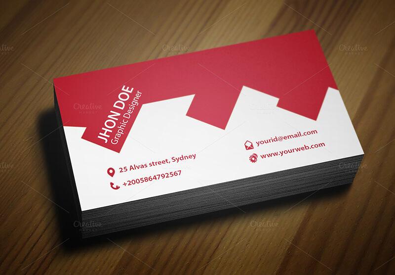 Architect/Construction Business Card