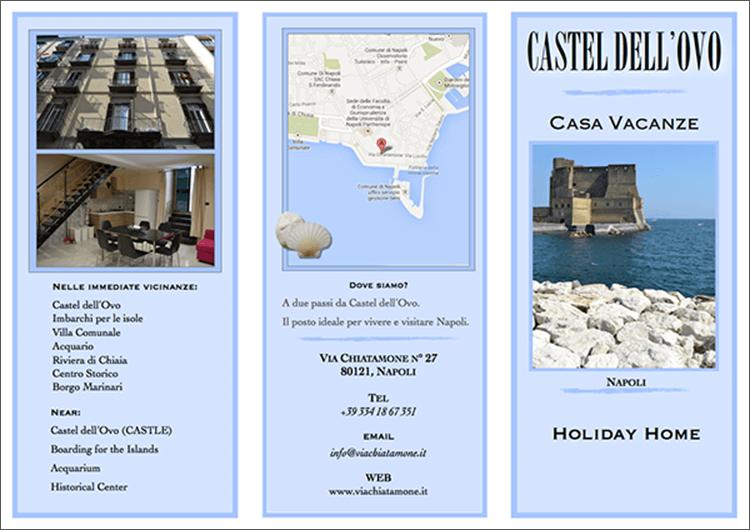 Brochure Holiday Home