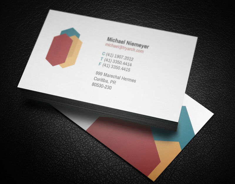 Corporate Architecture Business Card ...