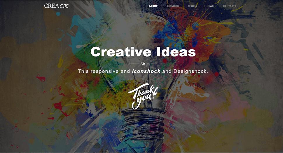 Creative Ads Agency WP Theme