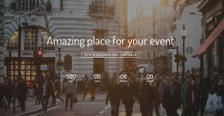 15+ Event Landing Page Templates & Themes