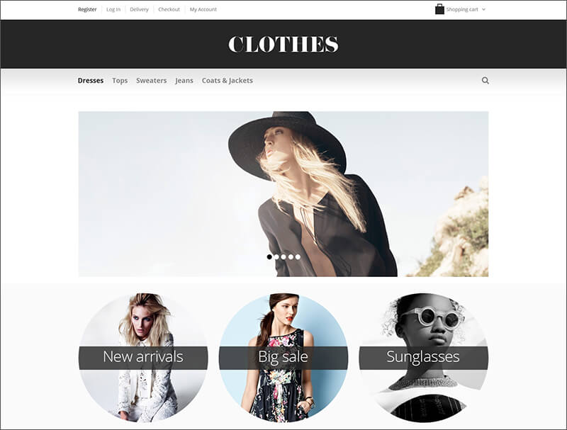Fashionable Apparel WooCommerce Theme