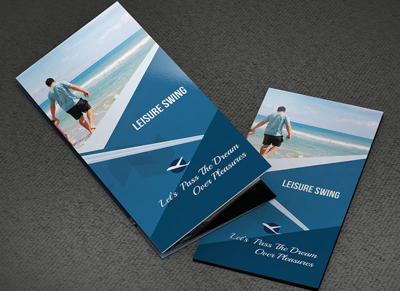 Free Holiday Brochure Template