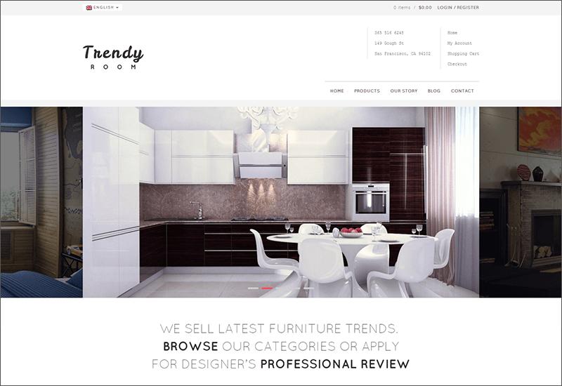 Furniture WooCommerce WP Theme