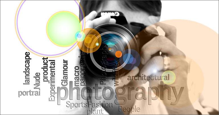 Photography Blog Themes