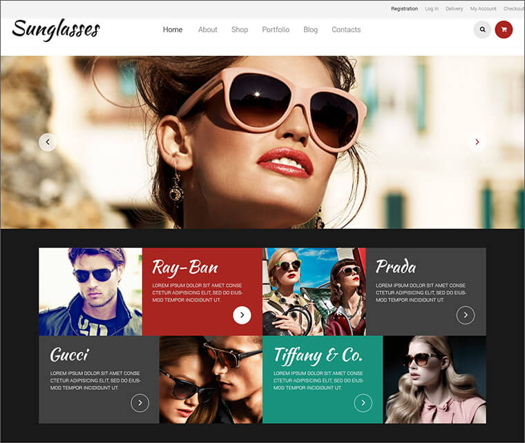 Responsive Fashion WooCommerce Theme