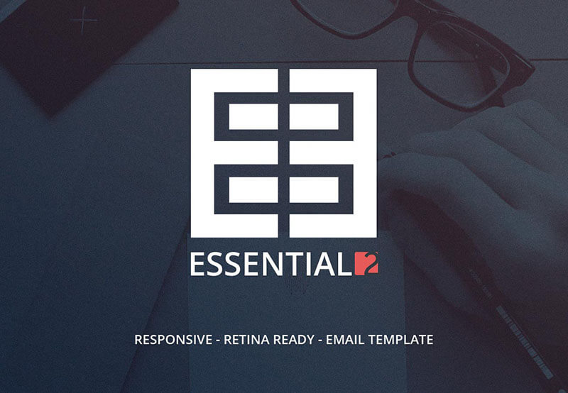 Retina Ready Business Email Template