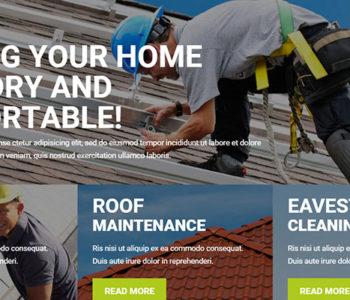Roofing WordPress