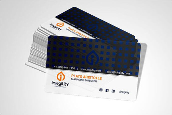 10 student business card templates free designs for Student business card template