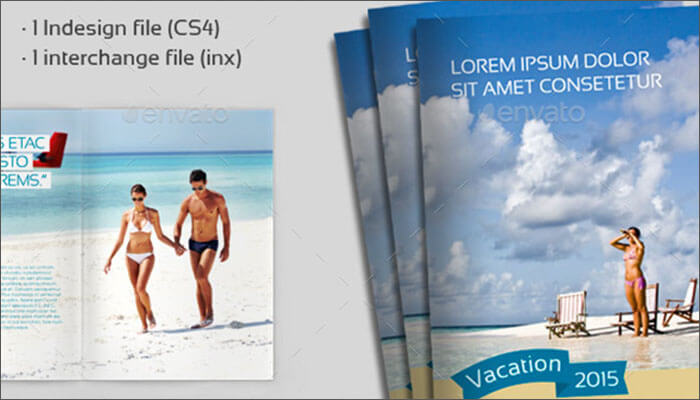 Holiday Brochure Templates | Free & Premium Templates | Creative
