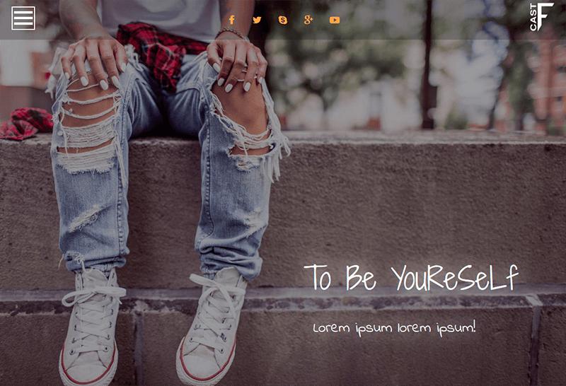 WooCommerce Fashion WordPress Template