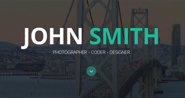 joomla portfolio Templates