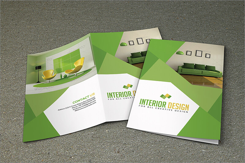 Bifold Interior Brochure