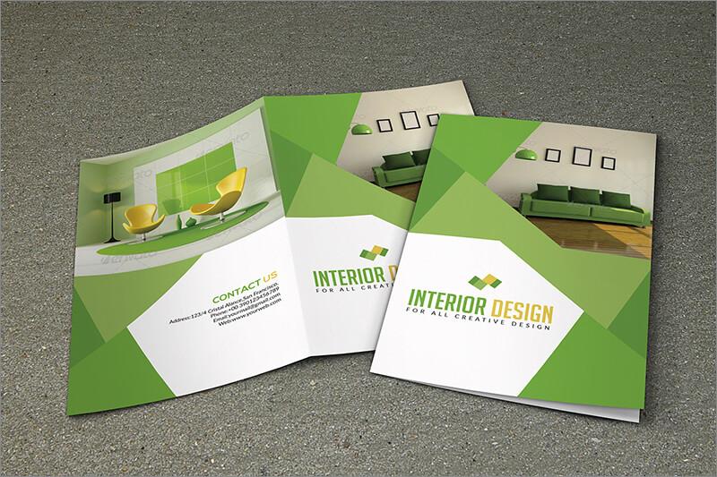 Bifold Interior Brochure ...