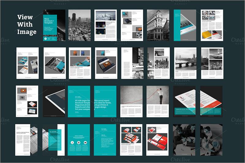 Brochure Business Template