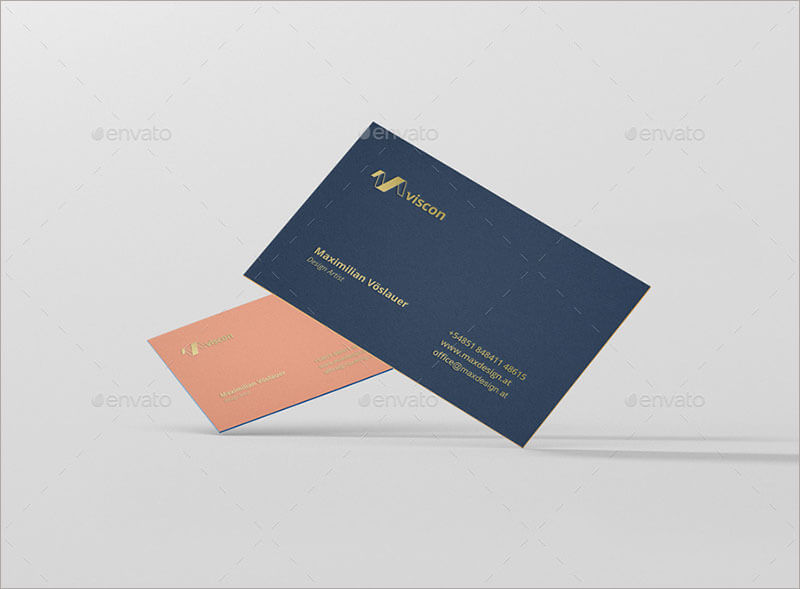 Business Cards Mock Ups