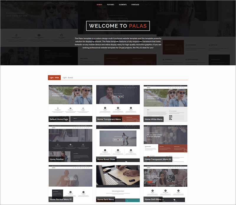Free Multi purpose eCommerce Drupal Theme
