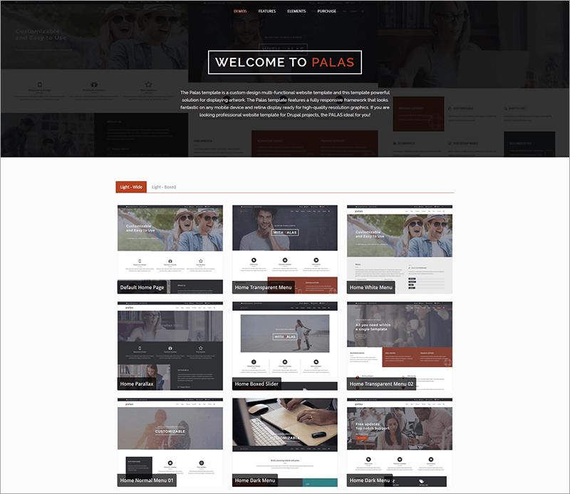 Free Multi purpose eCommerce Drupal Theme