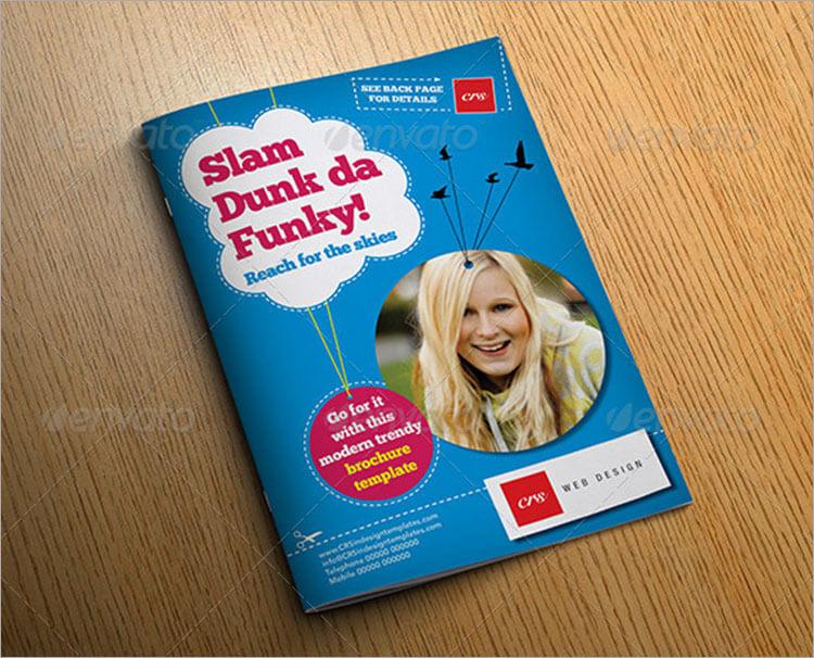 Funky Brochure Template