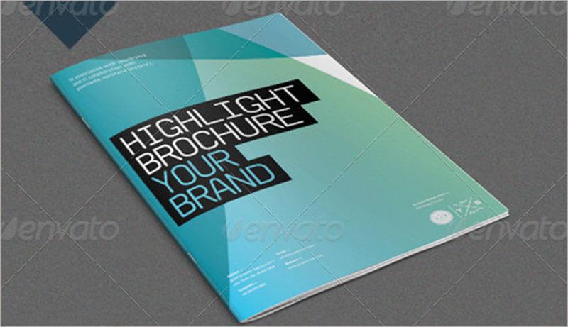 Highlight Brochure Template