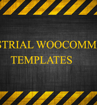 Industrial woocommerce Templates